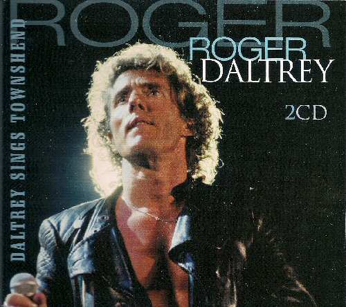 Cover Daltrey Sings Townshend